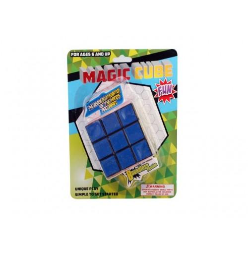 Magic Cube Brain Teaser