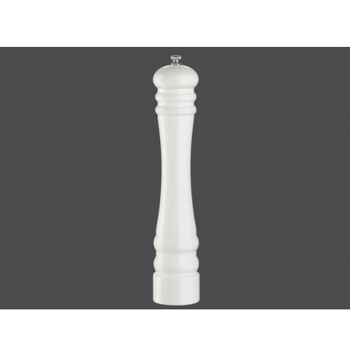Peppermill Berlin White Polish 30cm Zassenhaus