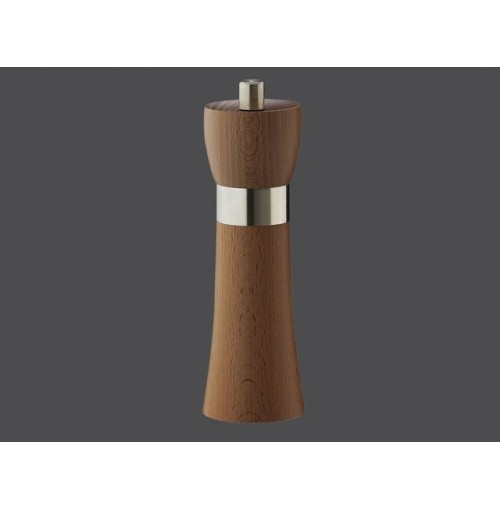 Peppermill Hamburg Walnut 18cm Zassenhaus